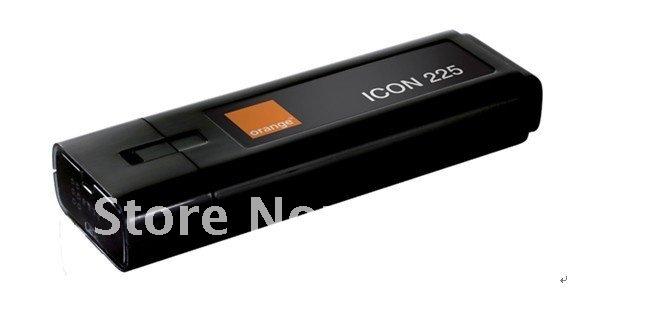 Hot sales!!!! High quality 3G wireless modem 3G USB modem  option ICON225  Free shipping 5pcs/lot