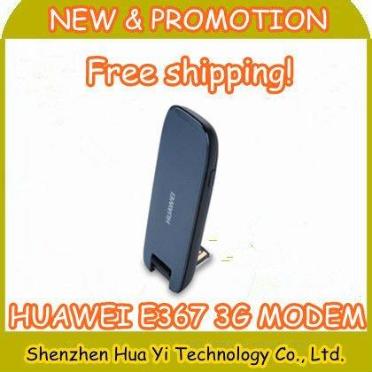 China Post Free shipping!UNLOCKED HUAWEI E367 USB DONGLE HSPA+ 4G Dongle 28.8mbps Micro SD slot,5pcs/lot