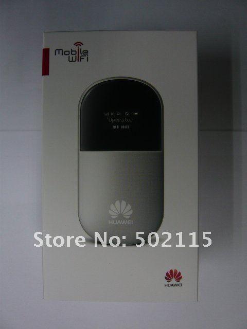 UNLOCKED HUAWEI E586 3G MIFI Wireless MODEM   21.6mbps HSPA+ Pocket WIFI Router