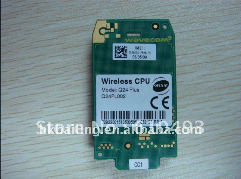 Best Wavecom Q24plus module with Quad Band GSM/GPRS 850/900/1800/1900MHz