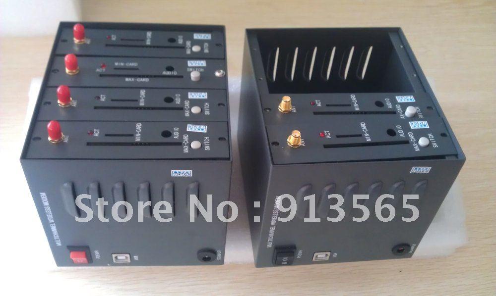 4 Port GSM MOdem Pool Q2406B