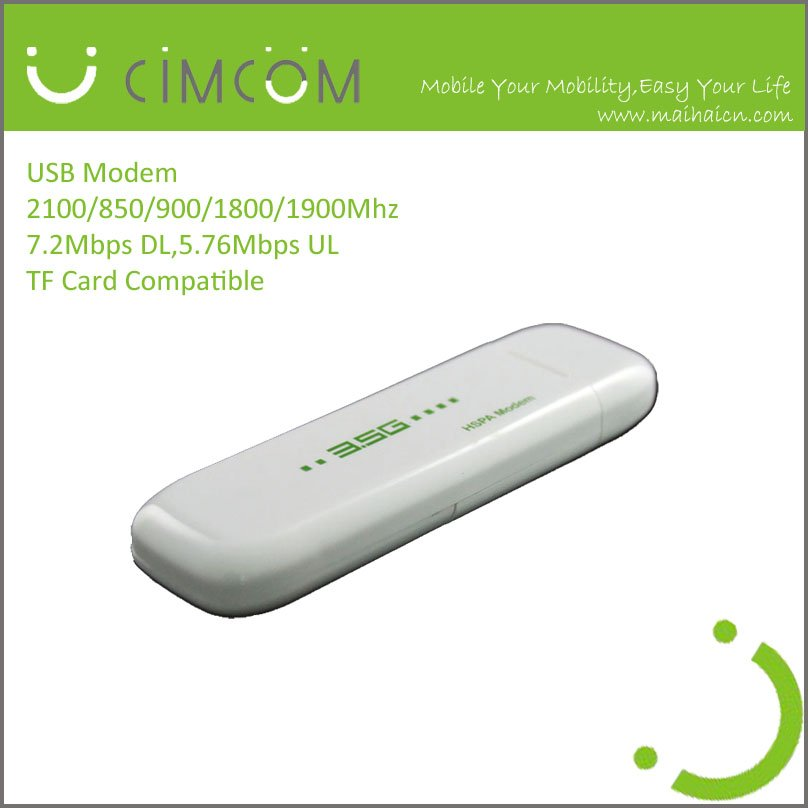 7.2M voice usb hsupa modem - low price and stable quality (mh900u)