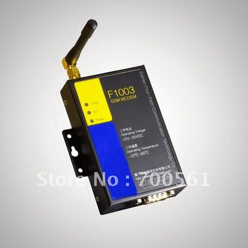 free shipping! quad band EF1003-Q RS232 industrial gsm modem