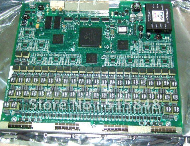ZTE   ASTEC   ASTEB ADSL2  DSLAM  LINE CARD