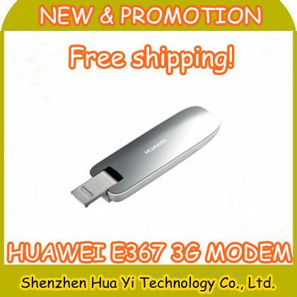 DHL Free Shipping!Unlocked Huawei E367 E160G HSDPA 3G Modem 3G USB Modem Dongle Stick,30pcs/lot