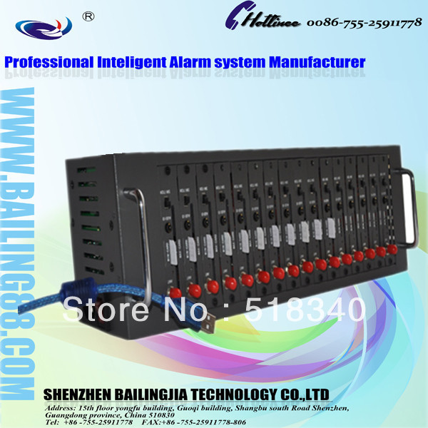 mobile recharge,Tc35i 16 port modem Pool(USB)STK supported.