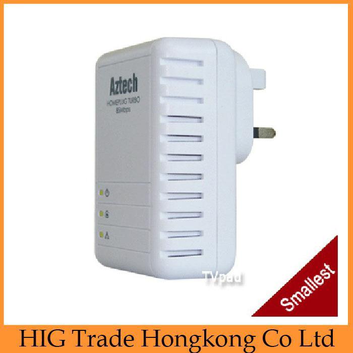 HomePlug HL106E 850Mbps Mediaxtream / HomePlug AV Ethernet Adapter