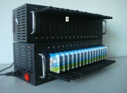 16 ports q24 plus modem
