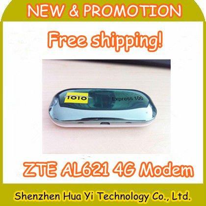 EMS Free Shipping! UNLOCKED 4G LTE USB MODEM Wireless modem 1010 Express 100 ZTE AL621 Support 2G 3G 4G