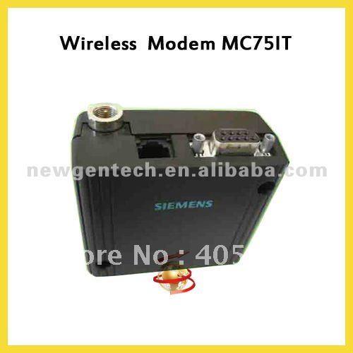 RS232 MC75iT 3G MODEM Based on Cinterion module