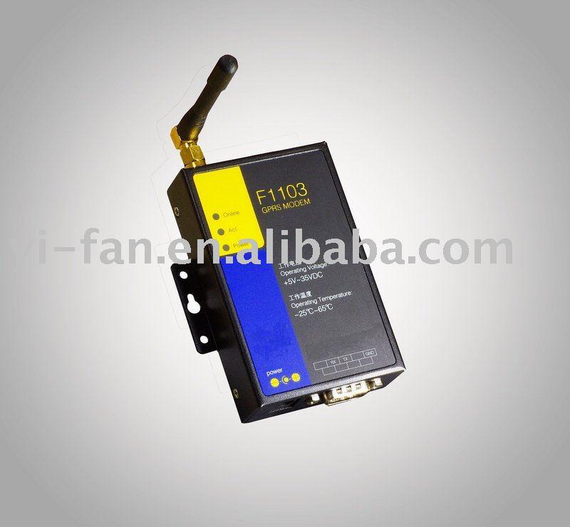 EF1103-Q RS232 GPRS modem,  quad band 850/900/1800/1900Mhz modem for SMS