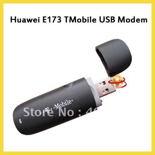 Unlock Huawei E173 3G Data Card