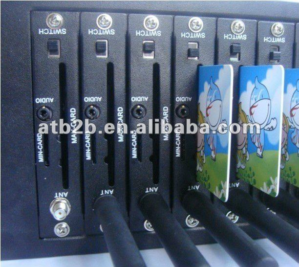 Free shipping bulk sms sending 16 ports wavecom gsm modem with free software--(wavecom 2303) fast shipping