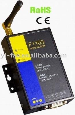 free shipping! EF1103-Q RS232 GPRS modem,  quad band 850/900/1800/1900Mhz