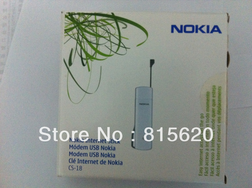 NOKIA 3G Triband USB Modem CS18