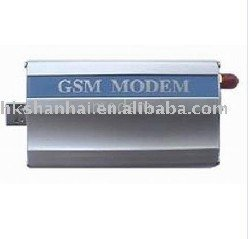 Free shipping new and original fully tested USB GSM / GPRS Modem using Wavecom module Q24PL- Quad-band,1day lead time