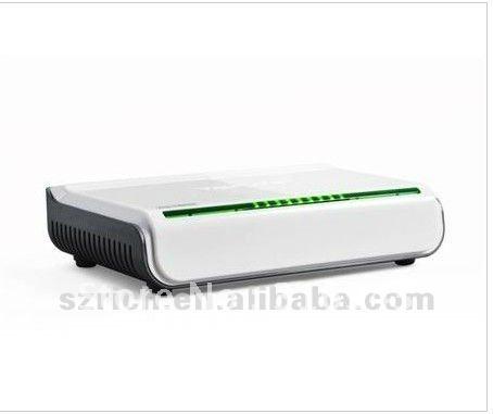 TENDA   Enhanced Lighting-Proof Single Port ADSL2+ Modem