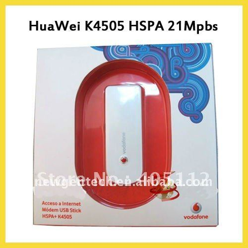 Huawei 21M HSPA +Wireless Modem K4505