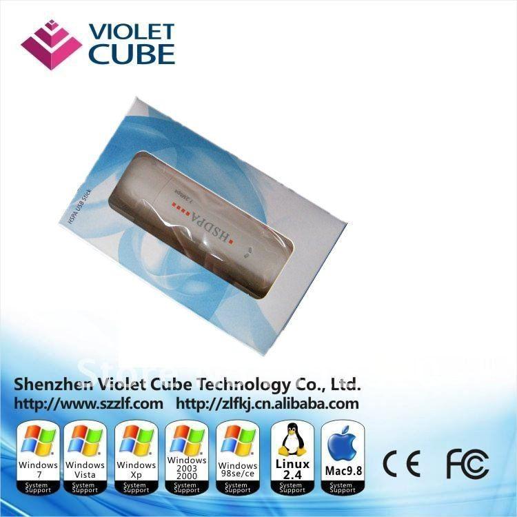 promotion 7.2Mbps Download Internal SIM card slot HSDPA 3G Usb Modem