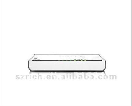 Tenda 1Port ADSL2/2+ Modem Router D820R