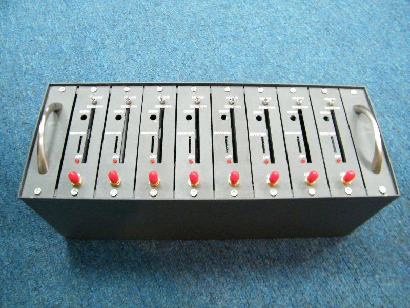 8 ports Q2303 GSM Modem