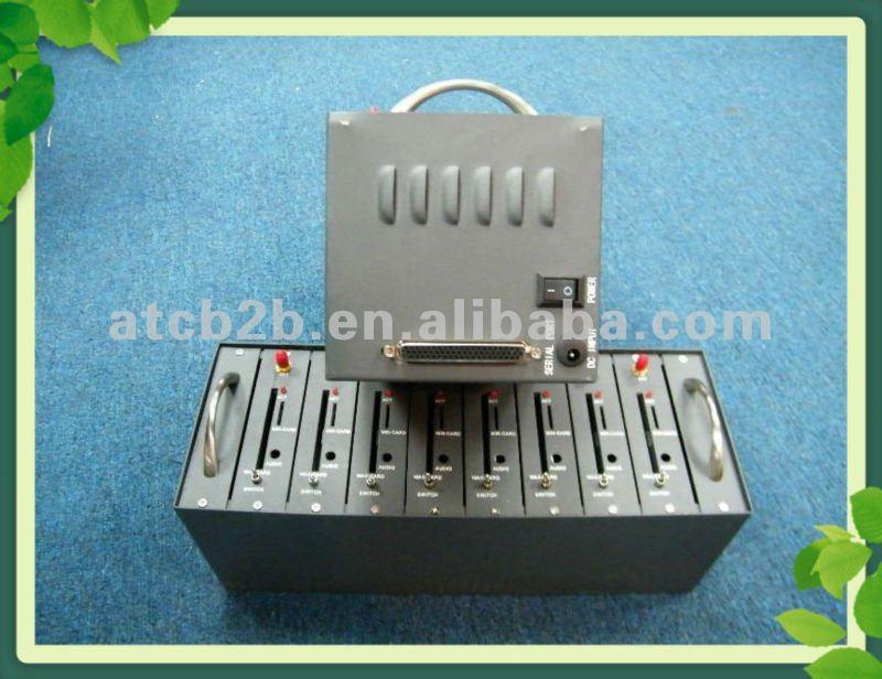 8 ports MODEM POOL Q24plus