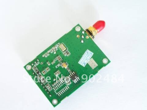 Free shipping best quality Wireless Receiver For PTZ Remote Control RS485, FSK Modulation.