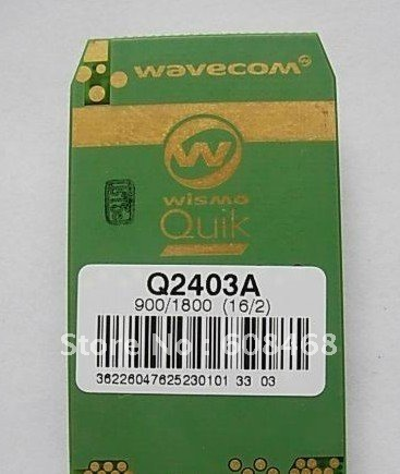 wholesale  wavecom gsm module Q2403A hot selling in stock 3days shipping