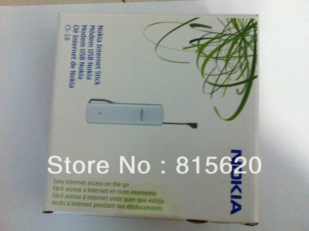 21M Triband Original New Nokia USB Modem CS18