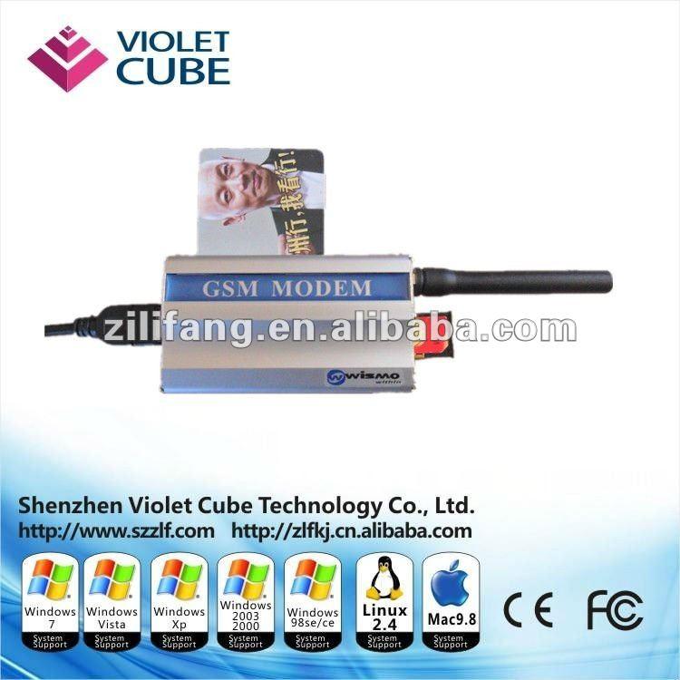 Single Port GSM MODEM with USB interface q2403        - ZLF01