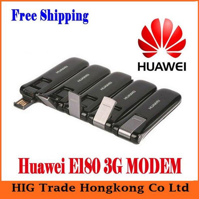 Unlocked Huawei E180 3G Usb Wireless Modem HSDPA Wholesale