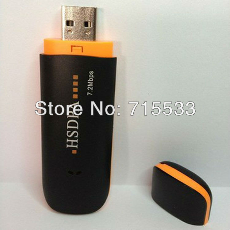 Hot Sale!Unlocked 7.2M USB 3G Modem For Android Tablet PC Free Shipping