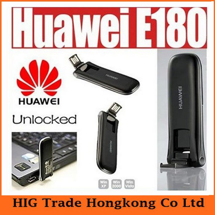 Huawei E180 Unlock Wireless Hsdpa 3G Modem HSDPA Dropshipping