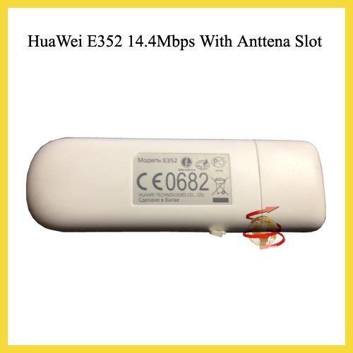 Huawei E352 4G wifi Modem With anttena port