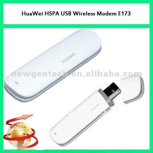 plug-and-play HUAWEI E173 Modem