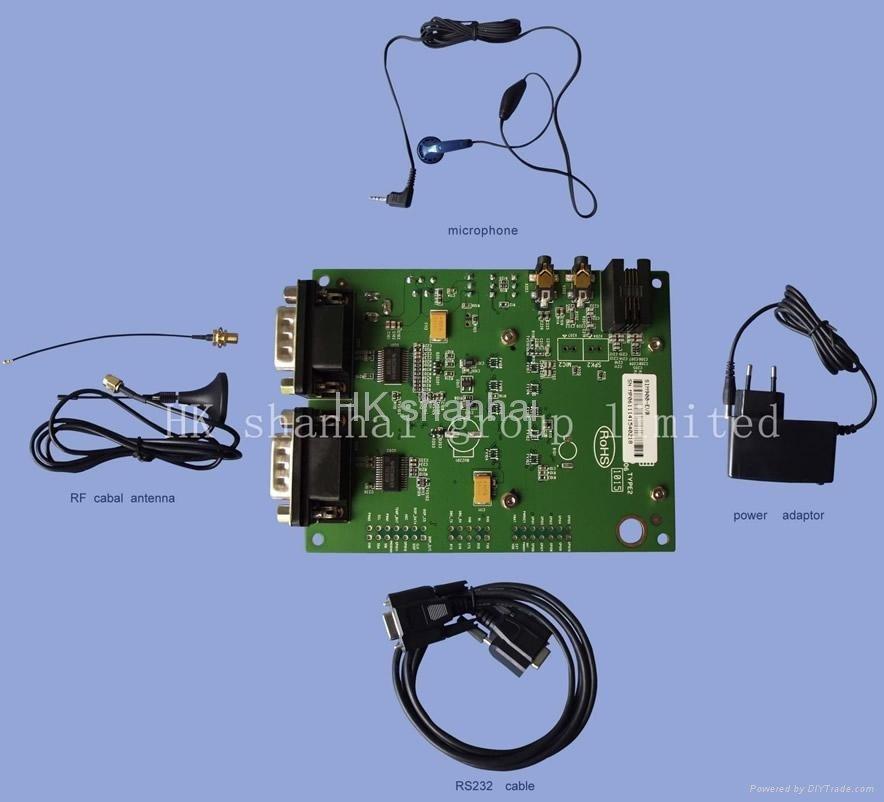 Free shipping new and original fully tested SIM900 SIM900Z EVB kit Demo board kit