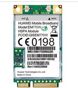 HSPA Embedded Module EM770W,free shipping wholesale