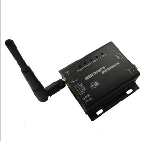 RS485/RS232 to WIFI modem+Free shipping
