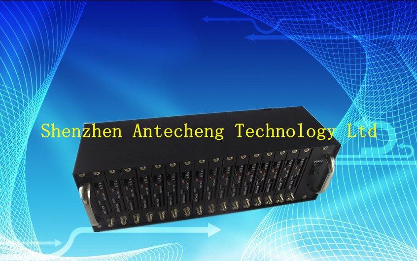 wavecom bulk sms 16 port modem pool Q2403