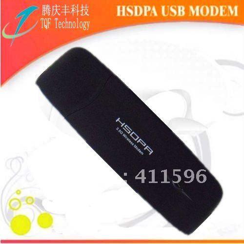 HSDPA 3G modem Unlocked USB modem 3G wireless Modem