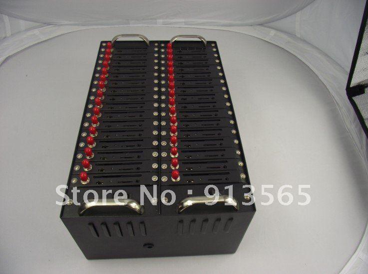 Wavecom module Q2403 32 ports send bulk sms & mms gsm  modem gsm/gprs