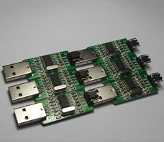 Free shipping new and original fully testedUSB to RS232 TTL 232 Converter Module PL2303 Chip Cable PC (OT336)