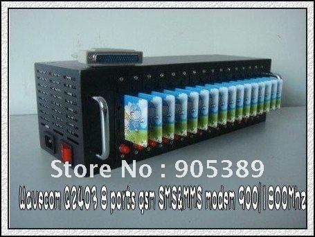 Free shipping 16 ports usb gsm q24 plus modem