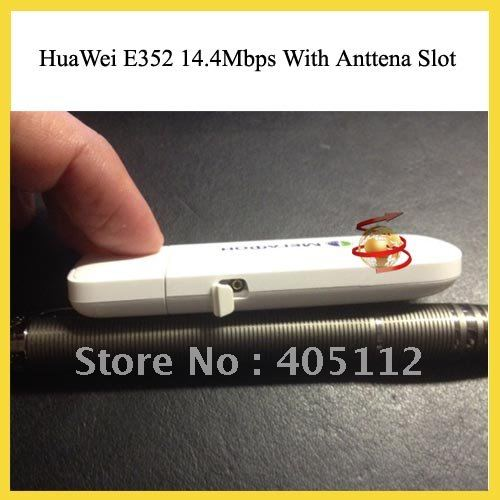 Huawei E352 4G wifi Modem With anttena port