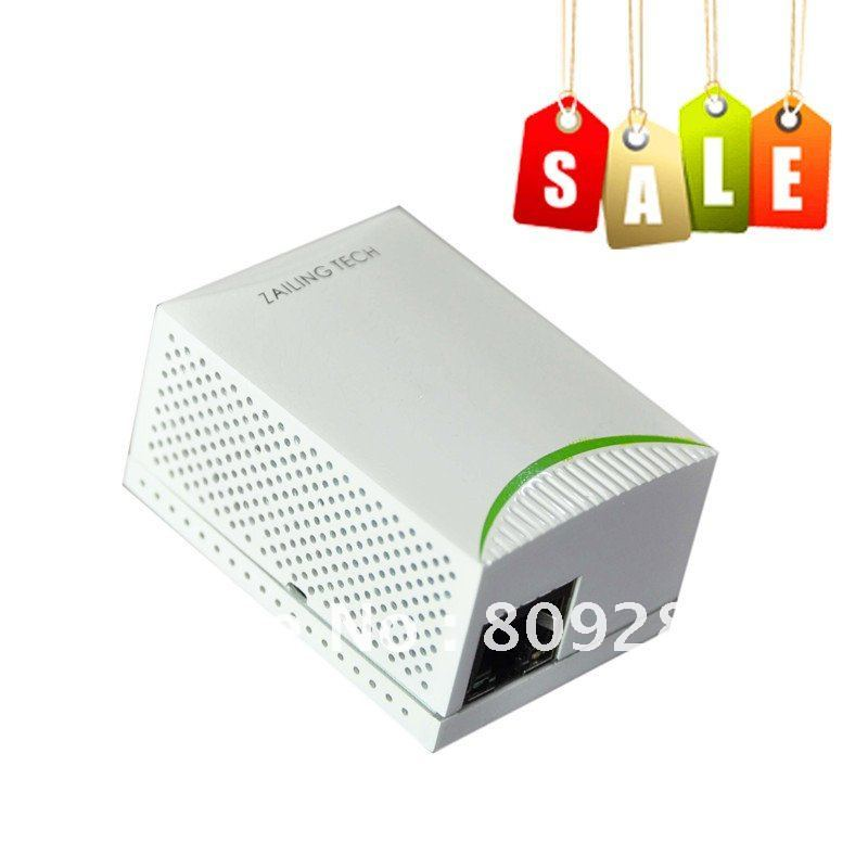 Promotion Anti-Interference Power line Adapter 200Mbps MINI PLC