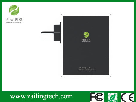 200Mbps Wireless powerline adapter EU plug