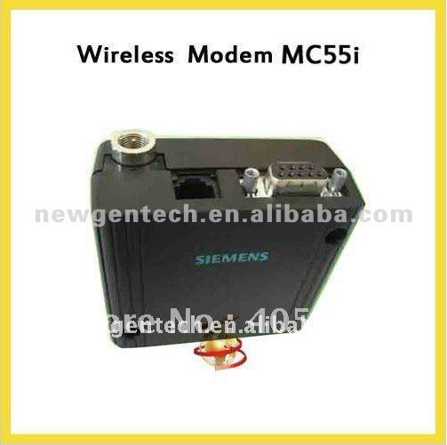 RS232 quad-band GSM/GPRS modem MC55IT