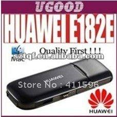 100% unlock Huawei E182e modem