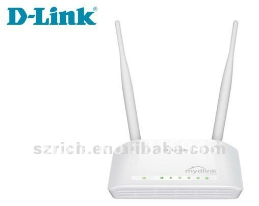 Dlink300M DIR-605LW wireless router routing and loiter net cloud