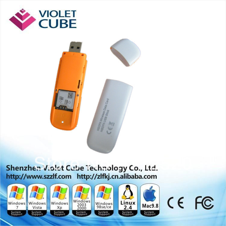 3G HSDPA modem/3G USB DONGLE 7.2Mbps high performance